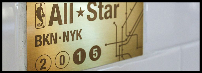 We're Here Now // 2015 NBA All-Star Weekend