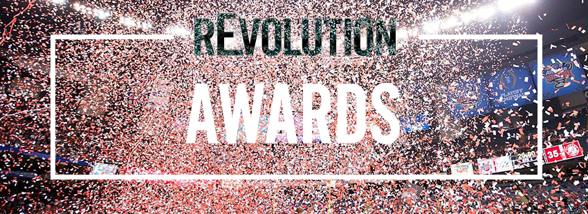 rEvolution Awards – Filling up the Trophy Case